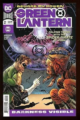 The Green Lantern  #2     * First Print *   Near Mint  NM