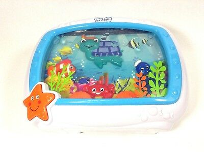 Baby Einstein:Under the Sea Dream Soother Crib Nursery Night Light Sound Machine
