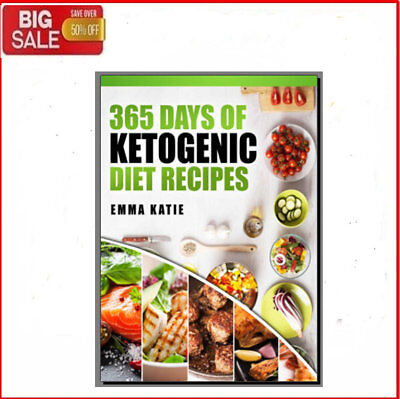 365 Day of Ketogenic Diet Recipes - Eb00k/PDF -  FAST Delivery
