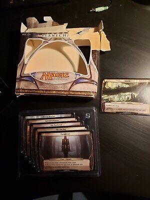 ++ Magic MTG Planechase Metallic Dreams Sealed Deck w/ Tazeem Torn Box! ++