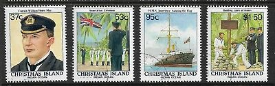 1988 British Annexation Set of 4 Complete Fine Used as Per Scan