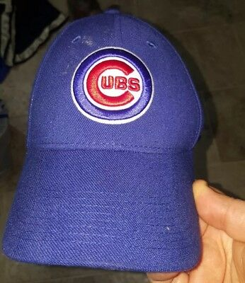 6fb8b5aa AWESOME NIKE DRI Fit Chicago Cubs Fitted Hat One Size Fits Most! Hard To  Find!!!