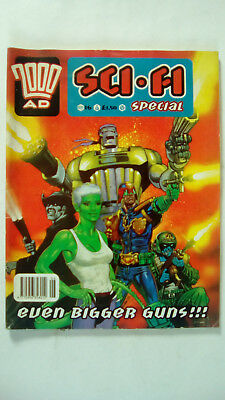 2000 AD Sci - Fi Special Number 16