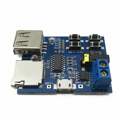 Mp3 lossless decoder board comes with amplifier mp3 decoder TF card U disk D9Y5