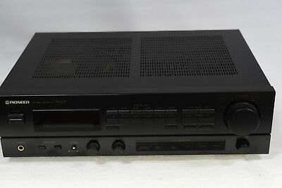 Pioneer SX-227 Stereo Receiver Amplifier with Phono Input