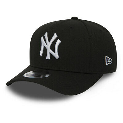 New Era 9FIFTY Stretch Snapback New York Yankees Logo MLB 2019 schwarz