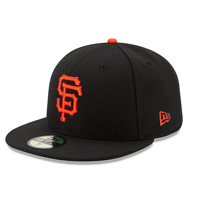 New Era 59FIFTY Cap San Francisco Giants Authentic On-Field Game MLB 2019