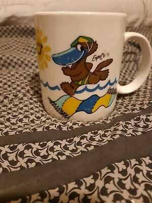 Brisbane World Expo 88 Vintage Mug