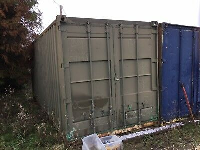 20ft Shipping Container Dry And Water Tight