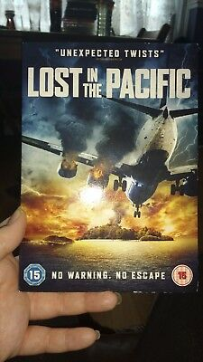 Lost In The Pacific (DVD, 2016)
