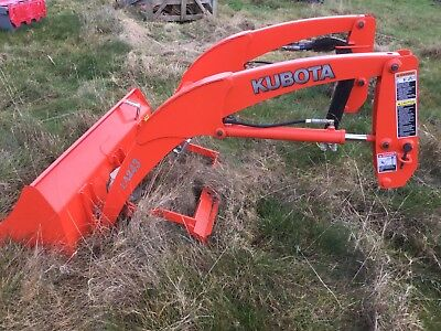 Kubota  Compact tractor BX 2350 Loader And Valve Kit For Fitting