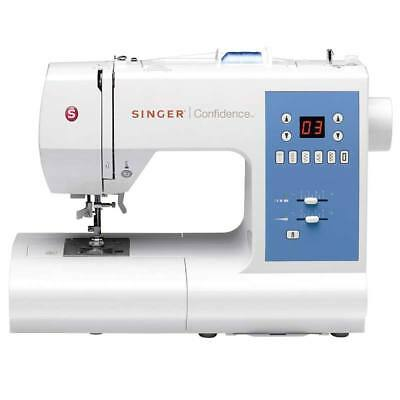 Singer Confidence Automatic Needle Thread Computerized LED Screen Sewing Machine
