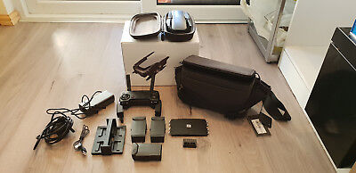 DJI Mavic Air Fly More Combo - ONYX Black **MINT CONDITION**