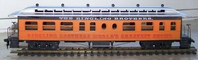 THE RINGLING BROTHERS Cirkus Wagon,Spur H0