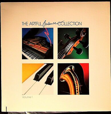 V/A LP Artful Balance Collection - Vol 1 - R.Waldman, Dreamstreet, V.DiCola JAZZ