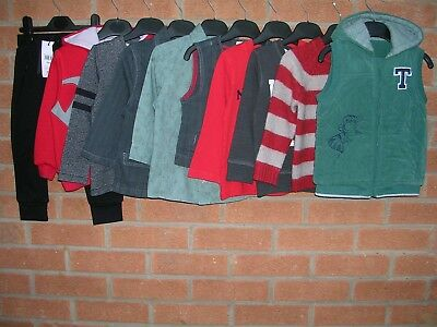 NEXT GAP ZARA etc Boys Bundle T-Shirts Tops Jeans Jumpers Waistcoat Age 18-24m