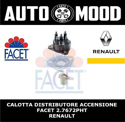 Originale Facet Calotta Distributore Accensione Renault- Clio I - 19 / 21 / Sup5