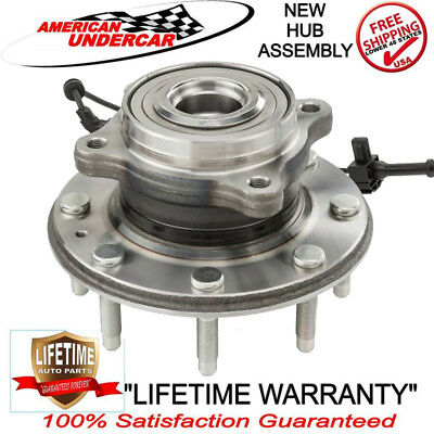 SINGLE REAR WHEEL 515145 Front Hub Bearing For 2011-16 GMC SIERRA 2500HD 3500HD