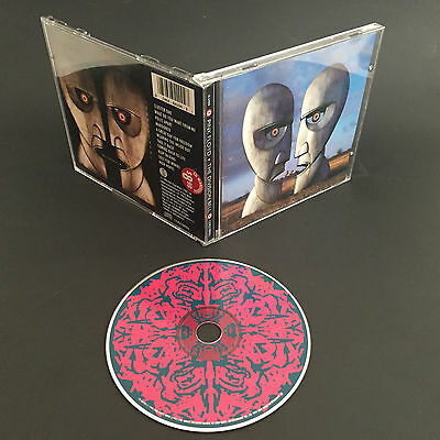 1994 Pink Floyd - The Division Bell CD - Columbia Records