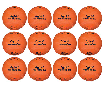 "OTL 12"" Softball Over-the-Line OMBAC Official Ball (Dozen / 12-pack)"