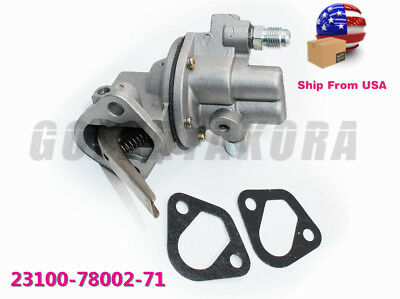 New Fuel Pump For Toyota Forklift 4P And 5R Engine 23100-78002-71