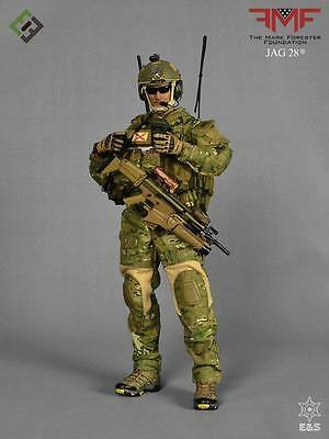 """Mission Specific 1:6 USAF CCT Mark Forester 12"""" Action Figure MSE-MF"""