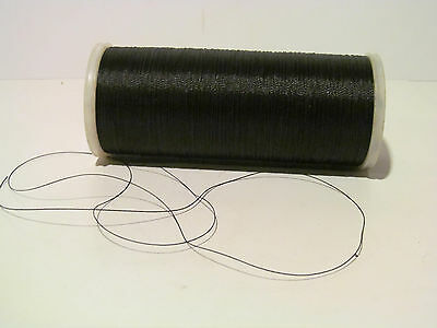 Vintage Tube Radio Tuner Dial Cord String Replacement ( 15ft. )  .076