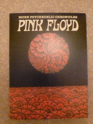 """PINK FLOYD  """" MORE PSYCHEDELIC CHRONIQUES """"   dvd rare"""