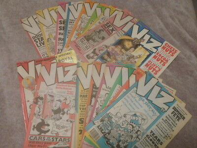 VIZ Comics x 7 - all in good condition - buy all or as may issues as you want