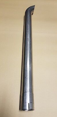 Stainless Steel Exhaust Pipe Stack 70mm. Inside Diameter