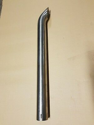 Stainless Steel Exhaust Pipe Stack 54mm. Inside Diameter