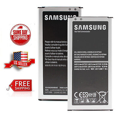New OEM Original EB-BG900BBU 2800mAh Battery For Samsung Galaxy S5 Active G870A
