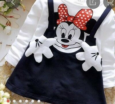 Disney Store Baby 6-18 Months Micky Mouse Dress Up