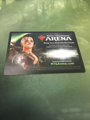 1x Domri, City Smasher Planeswalker Deck Arena Code Mtg Magic EMAIL ONLY
