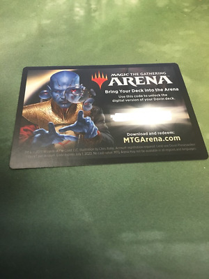 Dovin, Architect of Law Planeswalker Deck Arena Code Mtg Magic EMAIL ONLY
