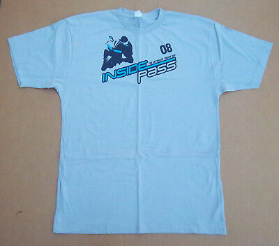Buell Mororcycle Company Inside Pass '08 T-Shirt