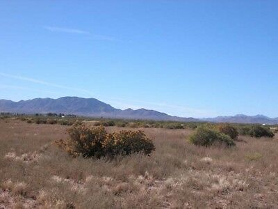 0.52 Acres +/- Your Private, Secluded Estate 3.5 Hours From Phoenix. INVEST!!!