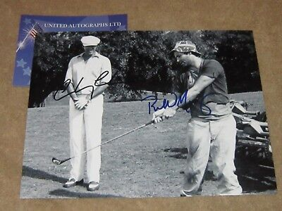 Bill Murray Chevy Chase Caddyshack Autograph Signed Photo  COA