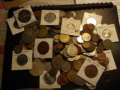World Coins X 1.5 Kg  Some Silver Plus 4 Fakes