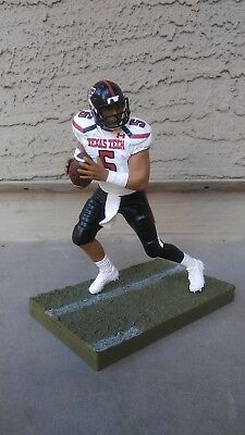 "McFarlane NFL 6"" Custom loose Patrick Mahomes Texas Tech Red Raiders / Chiefs"