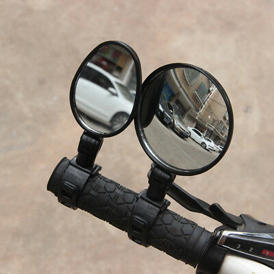 Adjustable Motorcycle Looking Glass Handlebar Bicycle Mirror Bike Rearview