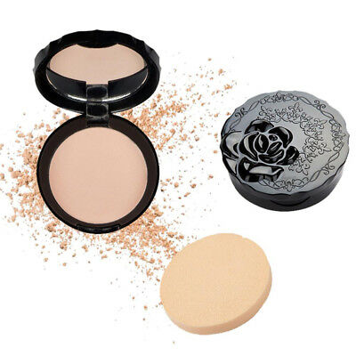 Makeup Beauty Cosmetic Foundation Oil Control Face Pressed Powder Longlasting