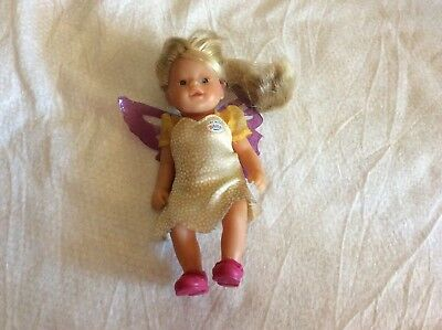 Zaph Creation mini baby born doll fully clothed 2009