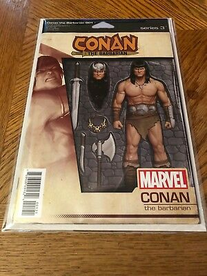 Conan #1 Action Figure Variant