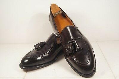 d05ebf6672aff BROOKS BROTHERS BY Alden  8 Shell Cordovan Tassel Loafer USA 12 D ...