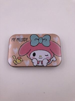 Sanrio My Melody Tin With Stickers (L2)
