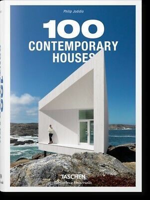 100 Contemporary Houses by Philip Jodidio New Hardback Book