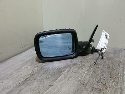 2005 Bmw 3 Series (E46) Coupe / Cabriolet Passenger Side Electric Mirror Blue