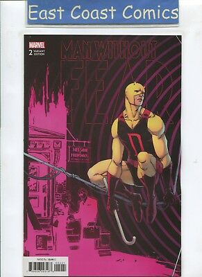 Man Without Fear #2 Variant - Marvel