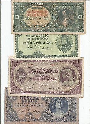 Hungary  Four  Notes